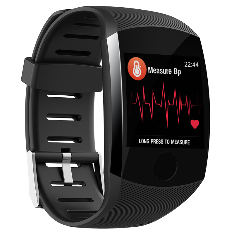 Q11 Smartwatch Men Waterproof Bluetooth Pedometer Heart Rate Monitor Smart Watch Women Alarm Clock Sports Watch For Android IOS