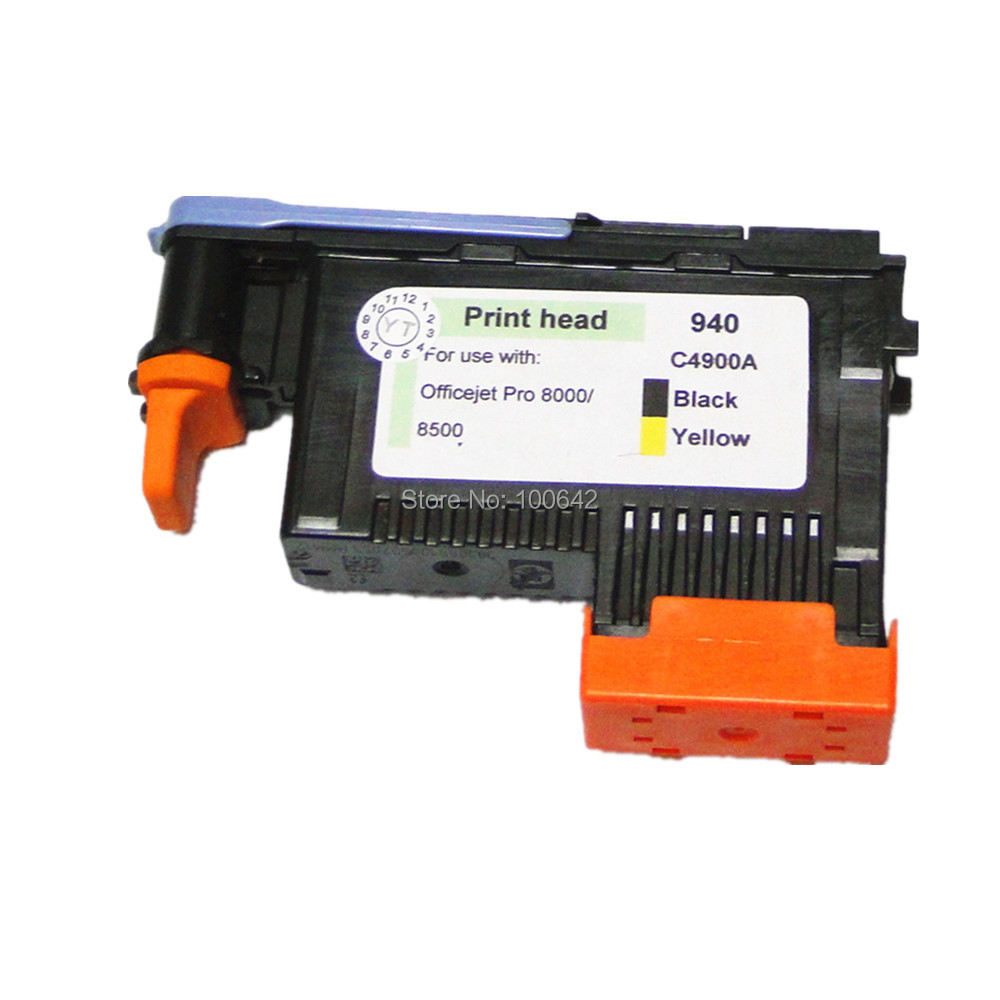 940 Printhead C4900A K/Y printer head for HP940 Officejet Pro 8000 Officejet Pro 8000 Wireless Officejet Pro 8500 All-in-One пена монтажная mastertex all season 750 pro всесезонная