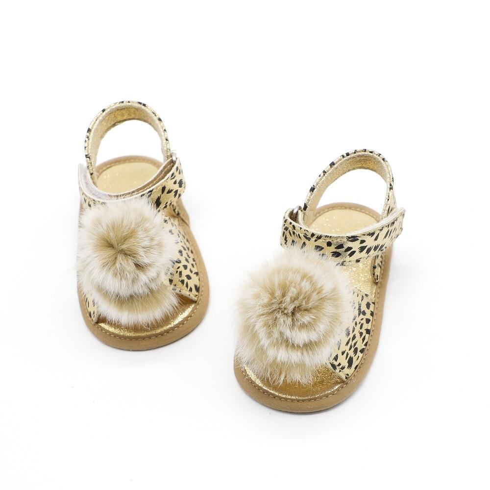 3 kolory Nowe dziewczynek buty pierwszego chodzik moda Lampart - Buty dziecięce - Zdjęcie 5