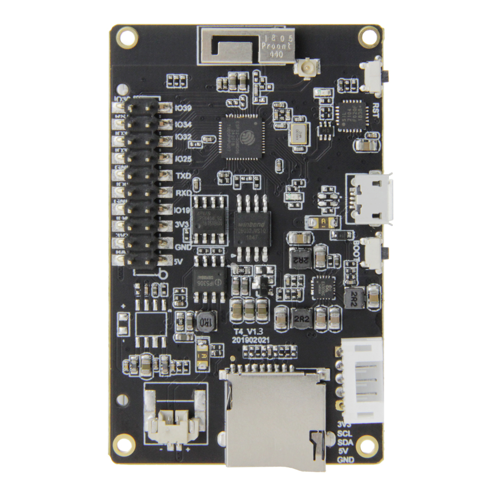 TTGO T Watcher ESP32 Moudle 8M IP5306 I2C Development Board For