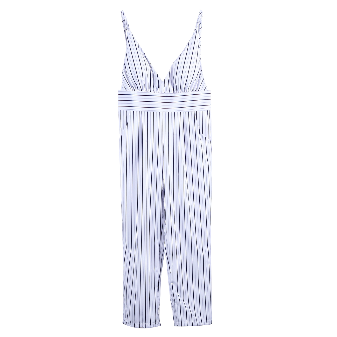 Women Striped Clubwear V Neck Playsuit Bodycon Party Jumpsuit&Romper bodysuits Overalls Leotard catsuit for women
