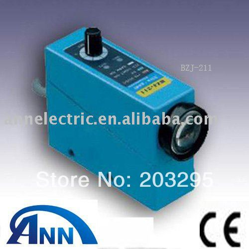 Color mark sensor BZJ-211,1pc,new,wholesale/retail