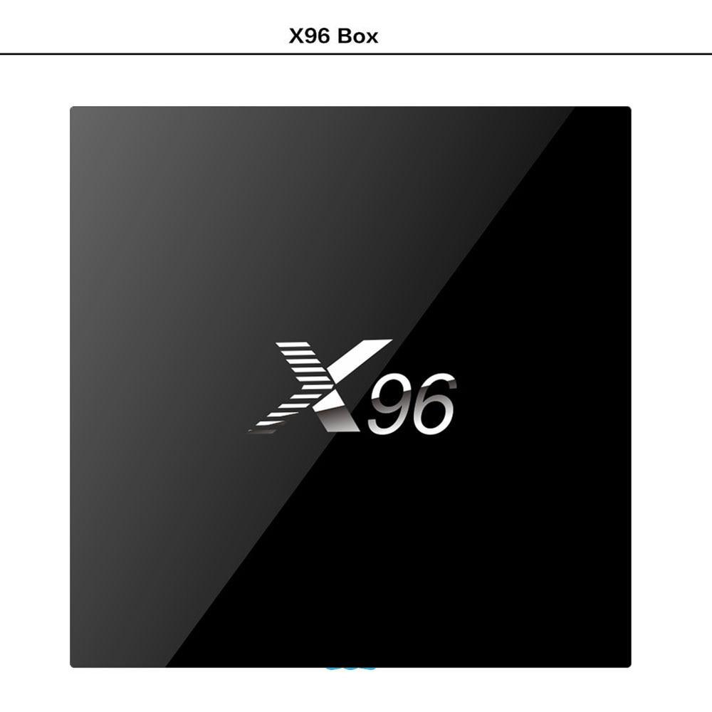 Latest X96 Amlogic S905X Quad Core Android 6 0 font b IPTV b font TV font