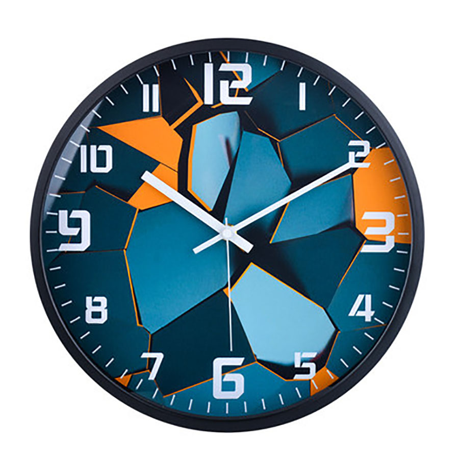 Wall Clock Modern Design Home Decor Wall Watches Silent Mechanism Wall Clock Digita Decorativel Reloj Pared Home Decor 50Q147