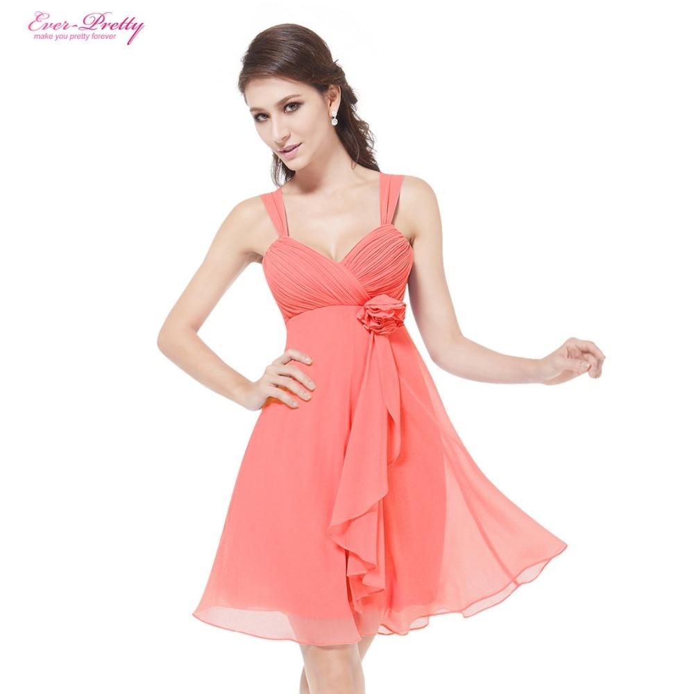 Buy purple bridesmaid dresses ever pretty for Where to buy short wedding dresses