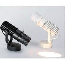 85 265Vac giriş 3 20W LED yüzeye monte tavan lambası, 4 seviye ışık kalkanı yakınlaştırma parça spot ışık bar. Müze, cafe shop