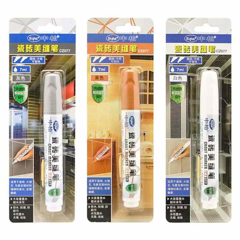 קרמיקה אריחי תיקון עט שאינו רעיל דיוס עט עמיד למים אמבטיה פער תיקון דיוס ניקוי כלים