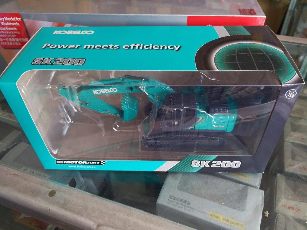 1 50 KOBELCO SK200 10 Excavator toy