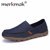 Drop Shipping Men Casual Shoes Canvas Loafers Big Size 38 48 Slip On Hot Sale New