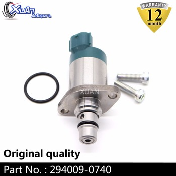 XUAN Fuel Pump Regulator Suction Control SCV Valve For Nissan Murano MITSUBISHI L200 TRITON UTE 4D56 4JJ1 4JK1 2.5 294009-0740