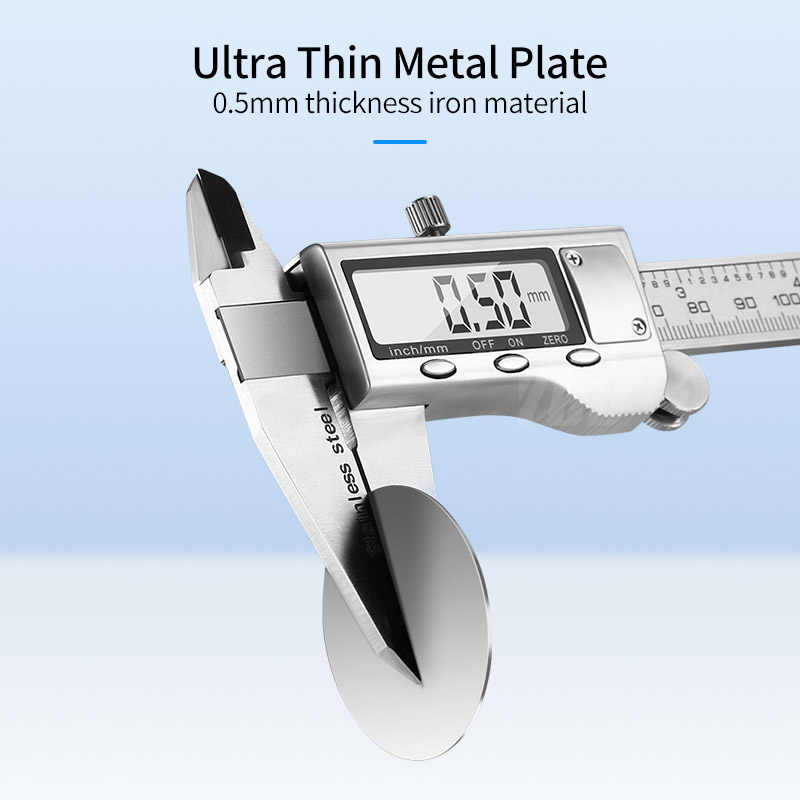 YBD manyetik Disk telefon standı mıknatıs Metal plaka araba telefon tutucu Metal plaka demir levhalar manyetik araç telefonu tutucu telefon tutucu