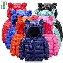 Kids jacket Autumn Winter Warm toddler Jackets For Girls Boy