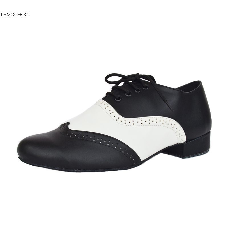 LEMOCHIC male man ballroom latin jazz belly cha-cha dancing samba rumba pole salsa tango arena dance shoes low price