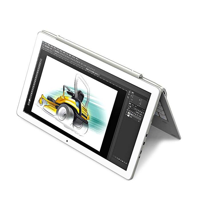 ALLDOCUBE IWork 10 Pro 2 In 1 Tablet PC 10.1'' Windows 10+Android 5.1 4GB+64GB Intel Cherry Trail X5-Z8350 Quad Core Tablet HDMI