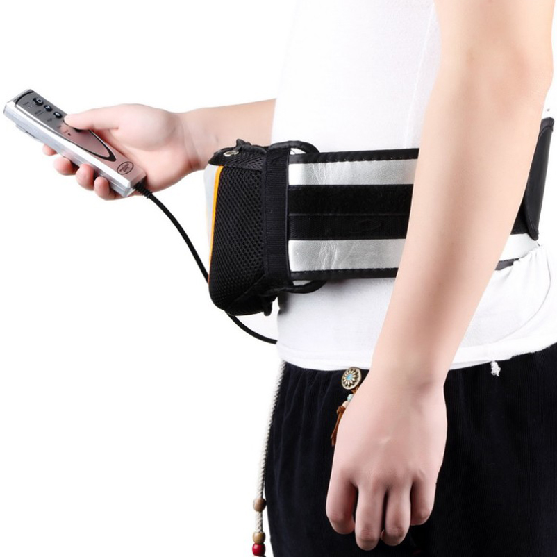 Slimming Belt Electric Belt Massage Gymnic Electric Vibrating Tone Massager Belt Tone Vibrating Fat Burning Body