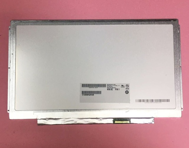 US $71 0 |B133XW03 V 1 Matte Matrix for Laptop 13 3 LED Screen LCD Display  HD 1366X768 40PIN Replacement-in Laptop LCD Screen from Computer & Office