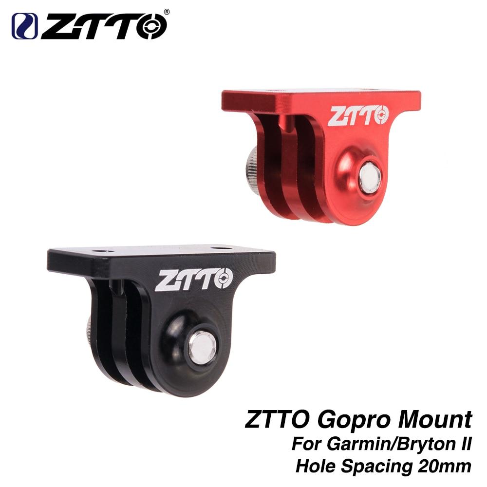 CNC Camera Adaptor Set for GoPro//Garmin Edge Bryton Bike Handlebar Mount