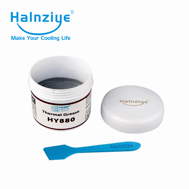 super performance HY880 100g silicone high power LED heat sink nano thermal grease paste compound