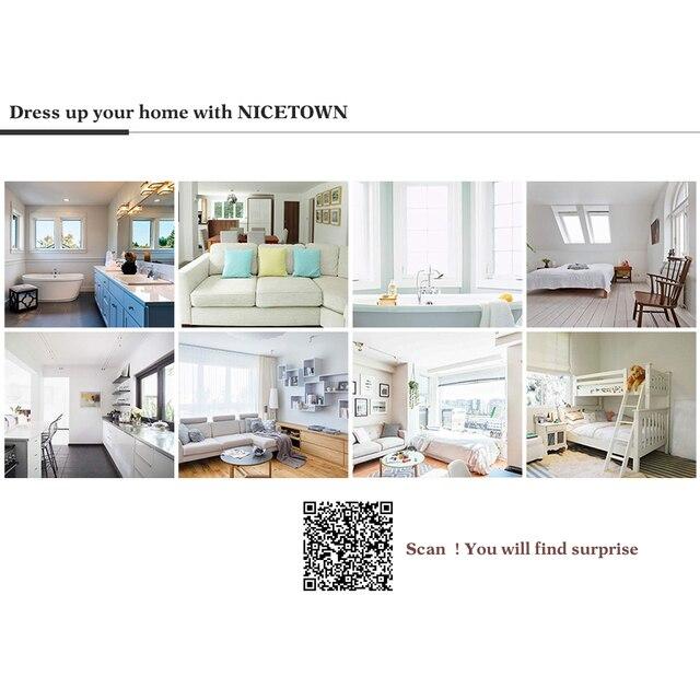 2018 NICETOWN Giapponese Noren porta Tenda Della Porta Divisore Arazzo per La Casa/Ristorante/Sala Da Pranzo/Cucina/Bagno