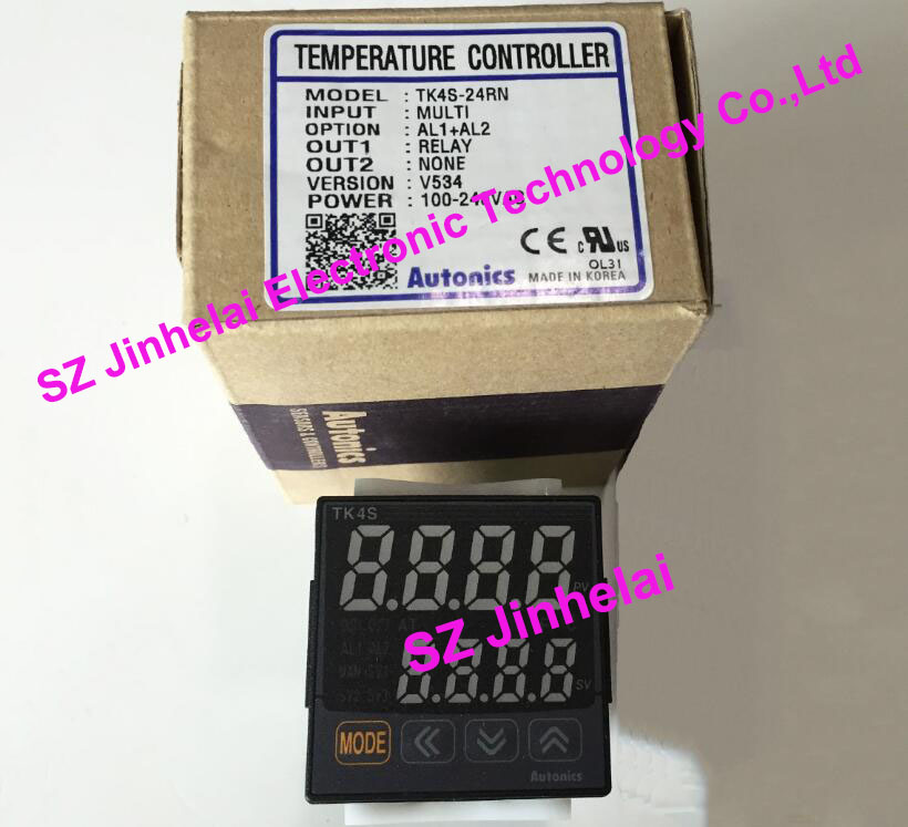New and original TK4S-24RN AUTONICS Temperature controller new and original tk4s 24cn autonics temperature controller