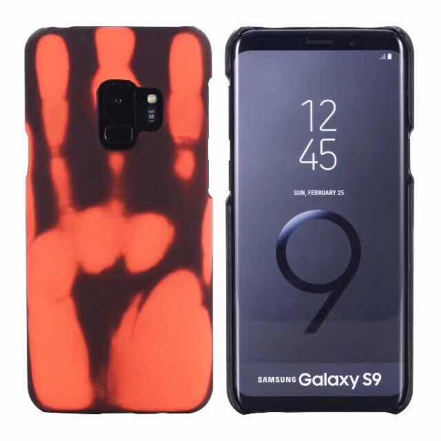 the latest 99b6c b4fb9 US $4.95 10% OFF|Thermal Case for samsung A8 Heat Sensitive Case Cover HOT  Discoloration Changed Color Soft Sensor Case for samsung A8 2018-in Fitted  ...