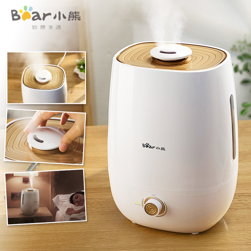 220V Household Ultrasonic Aromatherapy 4L Ultra Quiet Air Humidifiers For Home Office Air Purifier Humidifier EU//US Plug стоимость