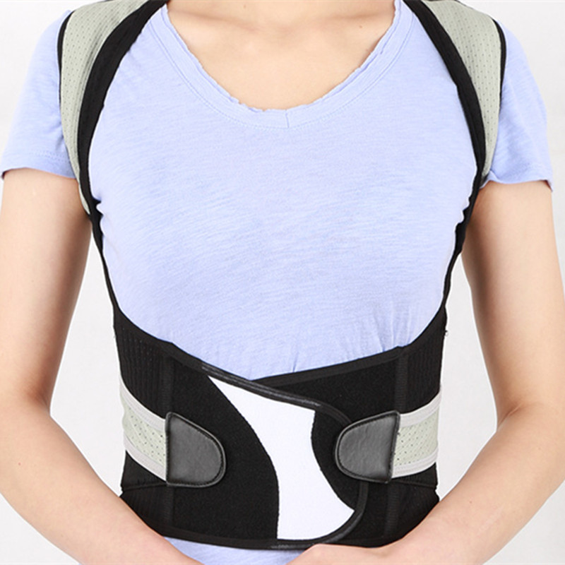 High Quality Children's / adult Correct Posture Corrector Vest Braces Back Support Belt  posture brace support Belt