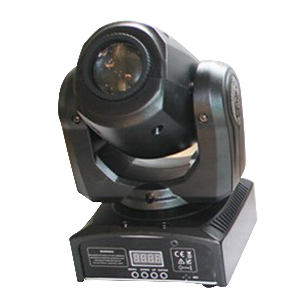 Stage Effect Lamp Total Rotating Moving Head By Sound Activated Master-slave Auto Running 10/30/60W Channels for KTV Club PartyStage Effect Lamp Total Rotating Moving Head By Sound Activated Master-slave Auto Running 10/30/60W Channels for KTV Club Party