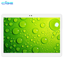 Cheap price Free Shipping 10 inch Octa Core 4G Lte Tablet PC 4GB RAM 64GB ROM Android 6.0 GPS Dual Sim Dual Camera 8.0MP IPS 1920*1200