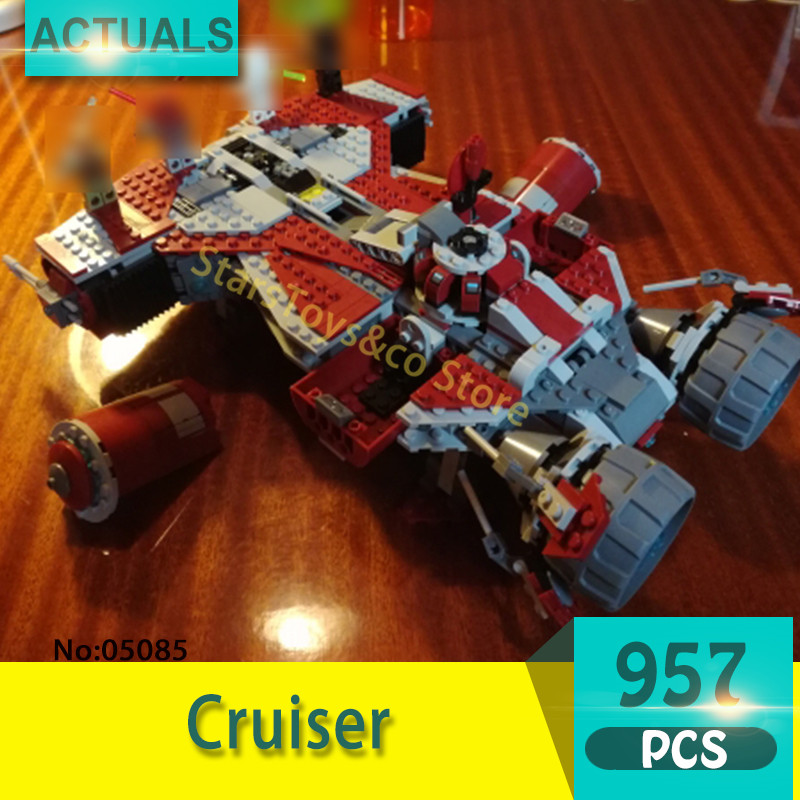 Lepin 05085 957Pcs Cruiser Model Building Blocks Set  Bricks Toys For Children Gift 75025 Educational toys Star Series Wars lepin 02012 774pcs city series deepwater exploration vessel children educational building blocks bricks toys model gift 60095