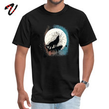 Pure Jaws Boy UFO Sleeve The Wolf T Shirt Printing Tops Shirt Dominant Printed On Crew Neck Sweatshirts Drop Shipping water drop printed crew neck sweatshirt