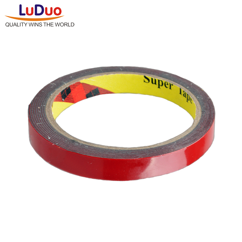 3MX10mm Double sided Acrylic Foam Adhesive faced Tape Stickers Roll for car Special Sponge Puffs Glue Tape auto Decal Decoration 5x 5mm 33 meters 0 8mm double sided transparent acrylic glue adhesive tape for auto glass metal car track shim attachment