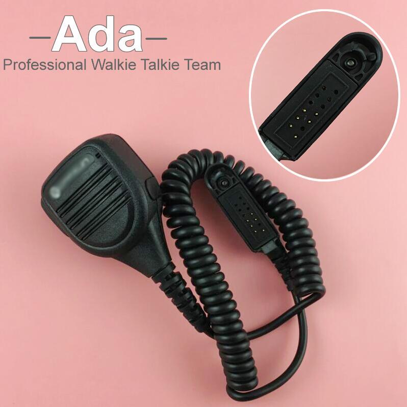 Free Shipping PMMN4021A Hand Microphone Speaker For Motorola Walkie Talkie GP640 PRO5150 PRO7150 GP650 GP329 HT1250