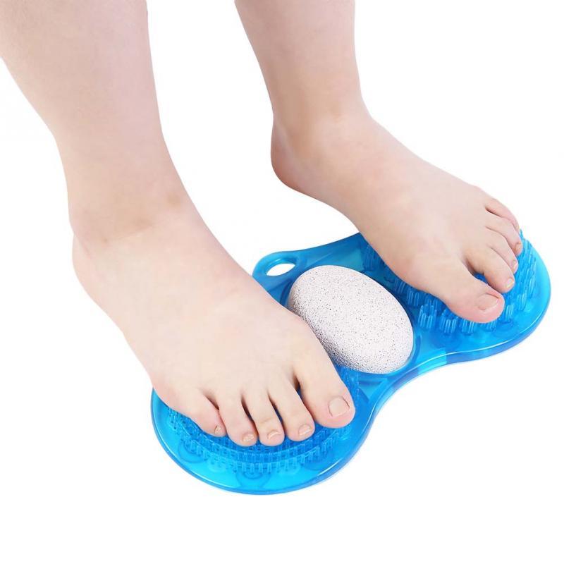 Aliexpress.com : Buy Foot Massage Bath Shower Pumice Scrub