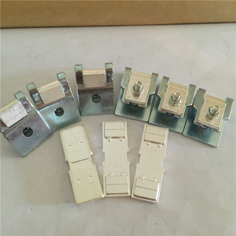 все цены на Original new 100% 3TF-53 CJX1-205A AC contactor Replacement Kits contact 3 moving 6 static national standard