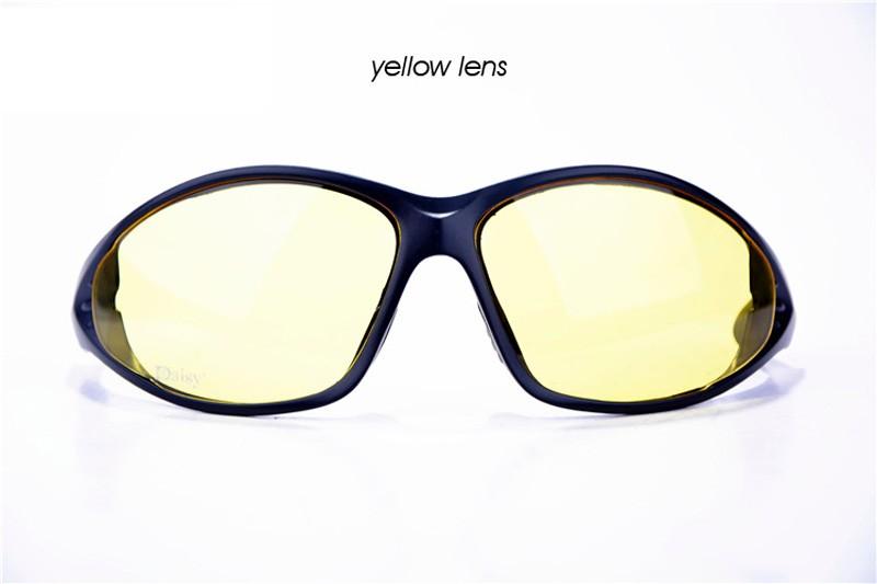 C3 yellow lens