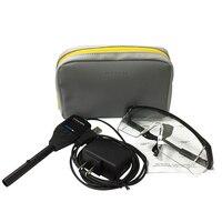 УФ фотополимеризатор для отверждения УФ смолы DIY слуховой аппарат Earmolds In Ear Monitors Custom наушники