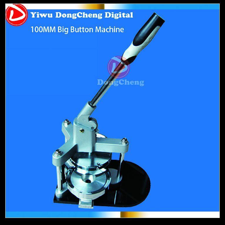 100mm badge making machine  , manual press badge making machine,factory direct sale chinese factory sale manual household dumpling making machine