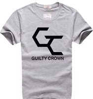 Guilty Crown Logo T Shirt Animation Comic Fashion Cosplay