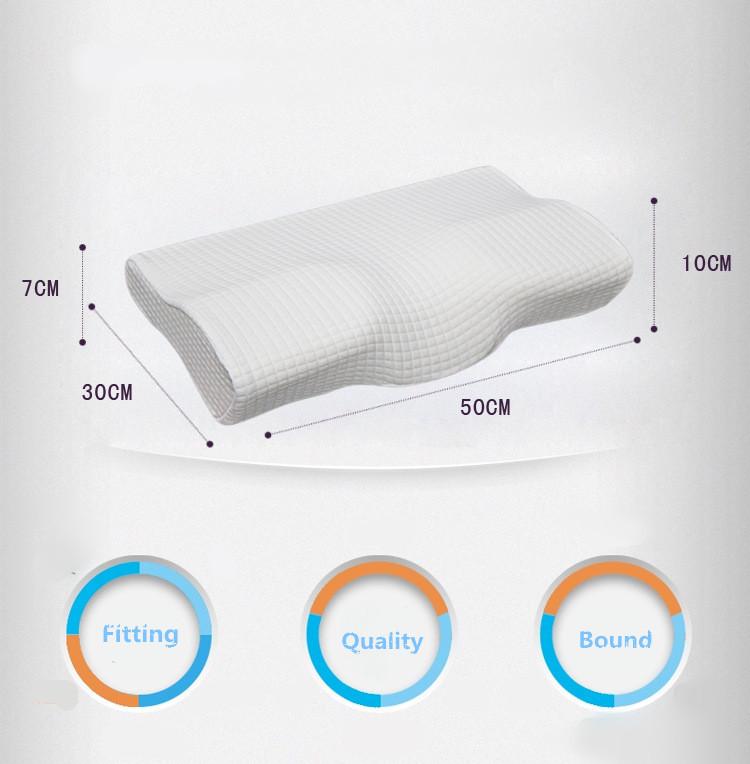 Orthopedic Latex Magnetic Neck Pillow 7