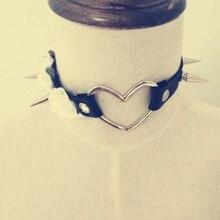 Кольцо на шею love fashion lether женский сексуальный воротник ремни с двойным лицом chapplains
