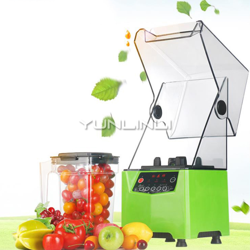 Commercial Blender Multifunctional Food Processor Silent Juice Extractor Soybean Milk Machine ST-992 commercial blender multifunctional food processor silent juice extractor soybean milk machine st 992