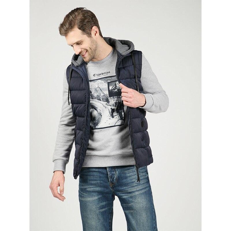 Men's winter vest tom farr T4F M3006.35 600d waterproof outdoor airsoft strike vest nylon material molle carrier vest protect body keep safe thick elastic tactical vest