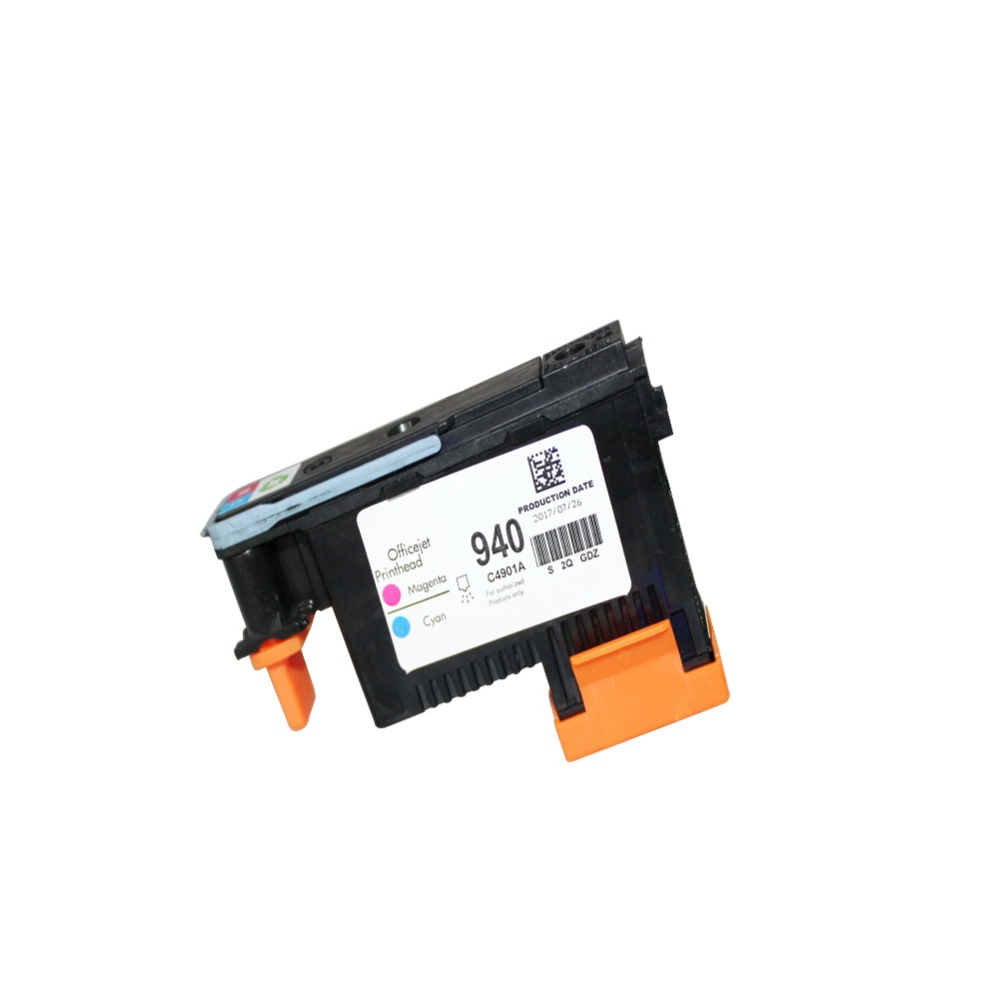 Compatible For HP940 printhead ink cartridge C4901A for hp 940 print head Magenta/Cyan for Printer Officejet Pro 8000 8500Compatible For HP940 printhead ink cartridge C4901A for hp 940 print head Magenta/Cyan for Printer Officejet Pro 8000 8500