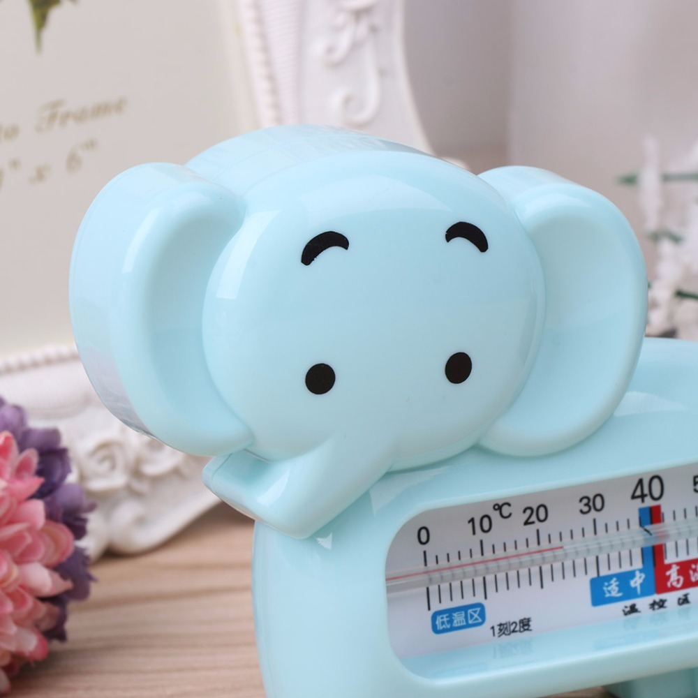 Water Room Thermometer Baby Bathing Elephant Shape Temperature ...