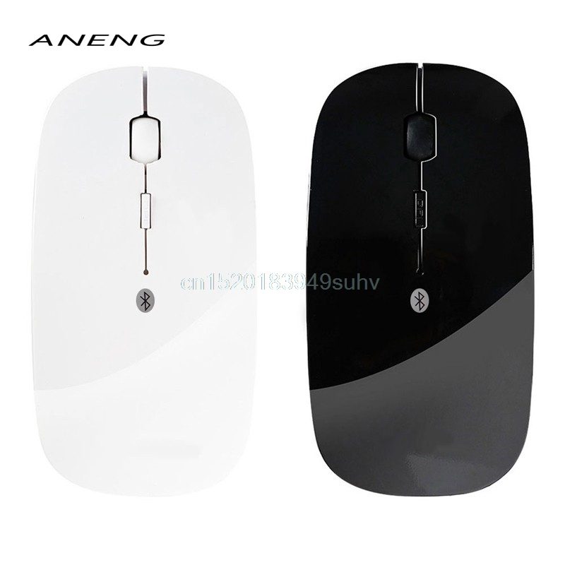 New Rechargeable Wireless Mouse Bluetooth 3.0 Wireless Optical Mouse For Laptop PC Tablets Mause hot