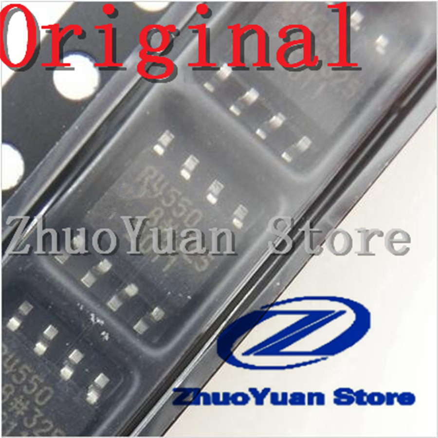 Original ADR4550BRZ R4550 ADR4550B Voltage Reference IC Chip SOP-8