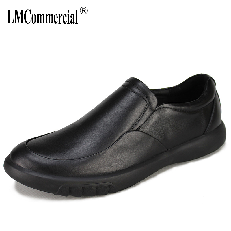 Genuine Leather men s shoes all match cowhide casual shoes men Doug loafer shoes Driving male