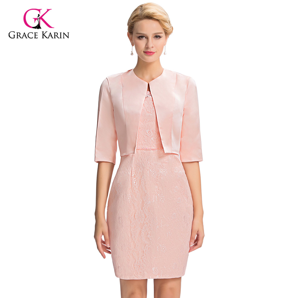 Perfecto Cocktail Dress Jackets Composición - Colección de Vestidos ...