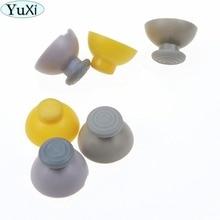 YuXi 40pcs For Gamecube Analog Joystick Button Thumb Grip Stick Cap For Nintend Controller